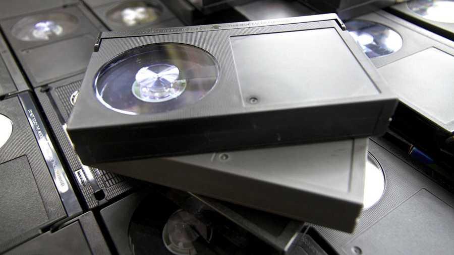 Cinta VCR Betamax