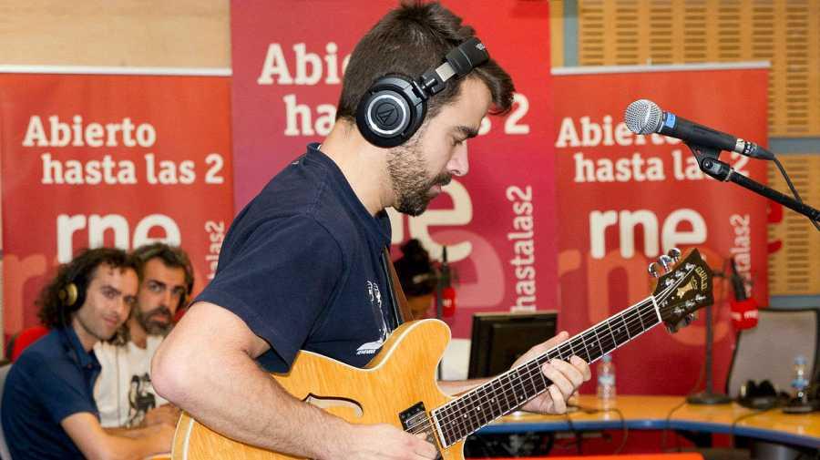 Alberto Palacios, la voz de Anaut