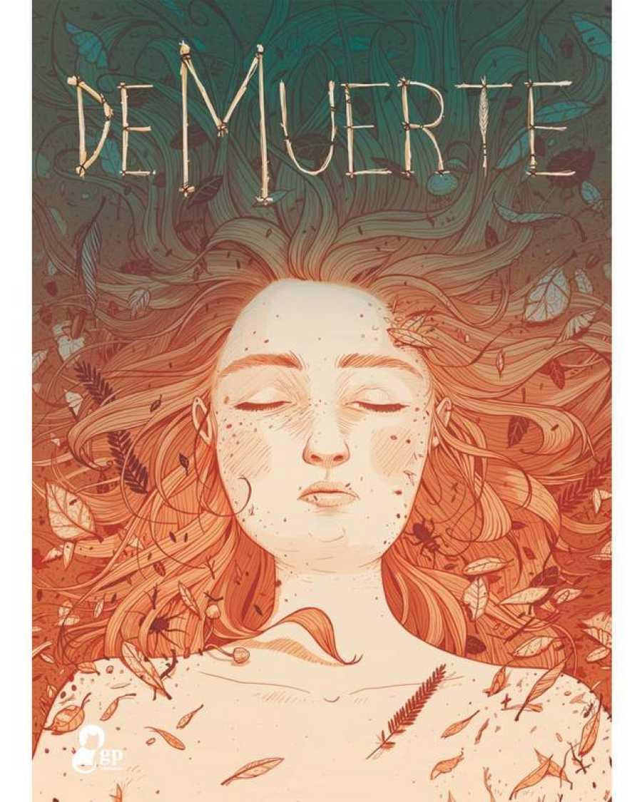 Portada de 'De Muerte', de Laura Pérez
