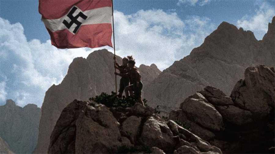 El partido nazi también fomentó el alpinismo