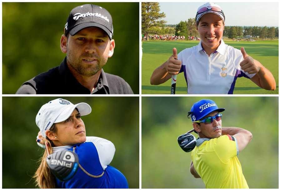 Sergio, Carlota, Azahara y Rafa, nuestras opciones de medalla
