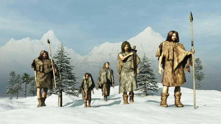 El corredor de Bering estuvo abierto desde hace 13.000 años, pero hasta varios cientos de años más tarde no fue posible utilizarlo.