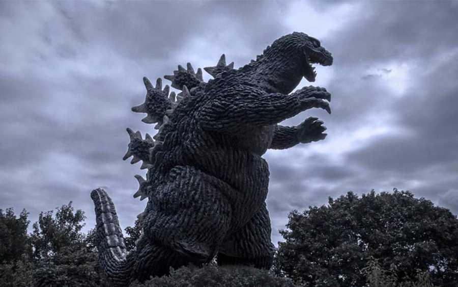 Godzilla, el más famoso de los monstruos japoneses