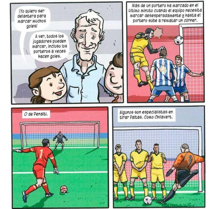 Resultado de imagen para comic para niños deportes