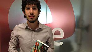 César Cervera Moreno, autor de 'Los Austrias. El imperio de los chiflados'