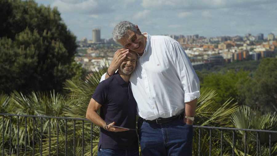 Fernando Romay, primer invitado de Lobato en su regreso a La 1