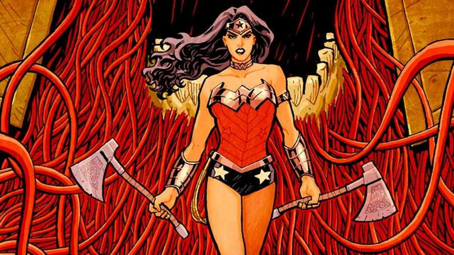 La Wonder Woman de Azzarello y Cliff Chiang