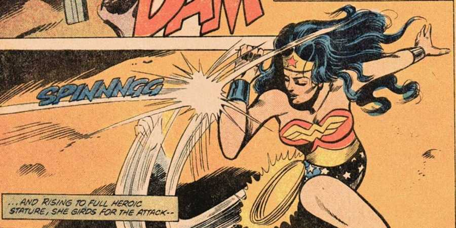 Wonder Woman de Gene Colan