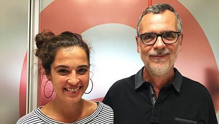 Silvia Pérez Cruz y Eduard Cortés.