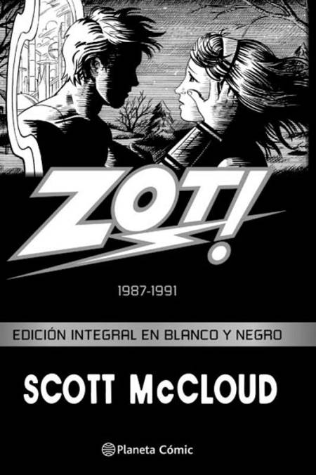 Portada de 'Zot!' (1987-1991)