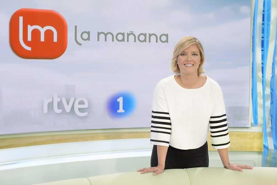 María Casado, al frente de 'La mañana de La 1' en la nueva temporada