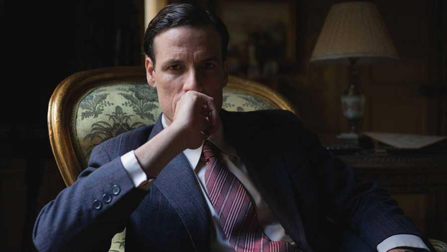 Daniel Grao es el marido en la ficción de Marta Etura, interpreta a Antonio Montejano en 'La sonata del silencio'