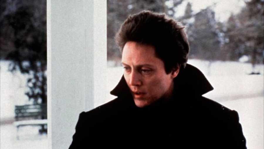 Christopher Walken en 'La Zona Muerta'
