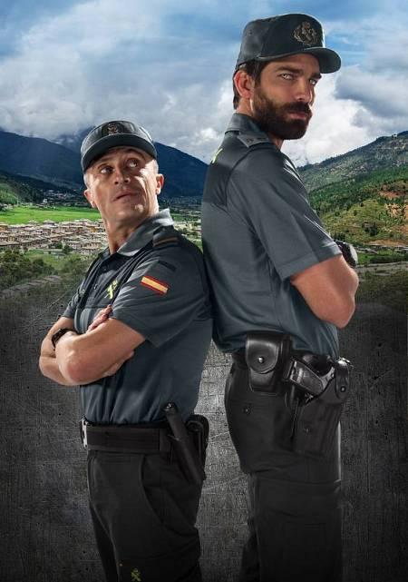 Los dos guardias civiles más famosos de Ezcaray vuelven a La 1
