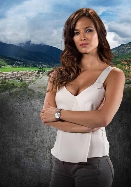 Nora Salgado (Elisa Mouliaá) es la juez que cambiará la vida de Robles