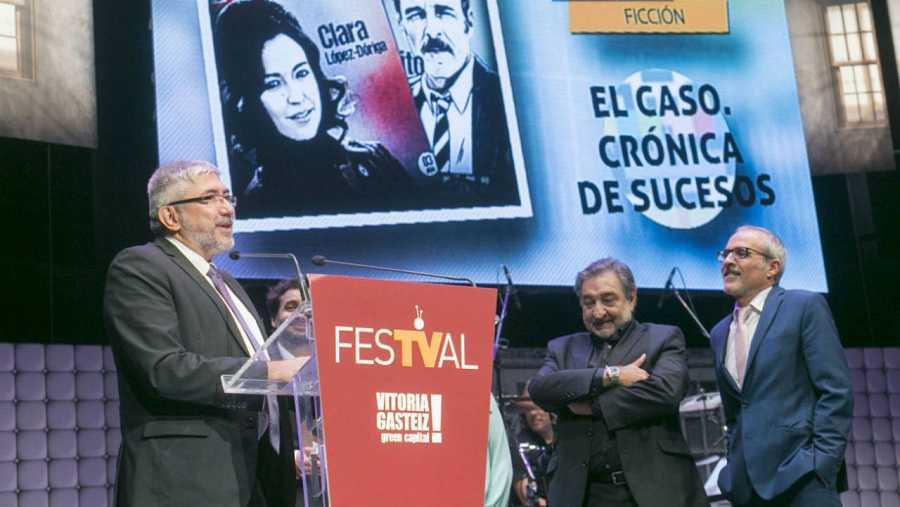 'El Caso. Crónica de sucesos', mejor Ficción en el FesTVal de Vitoria 2016