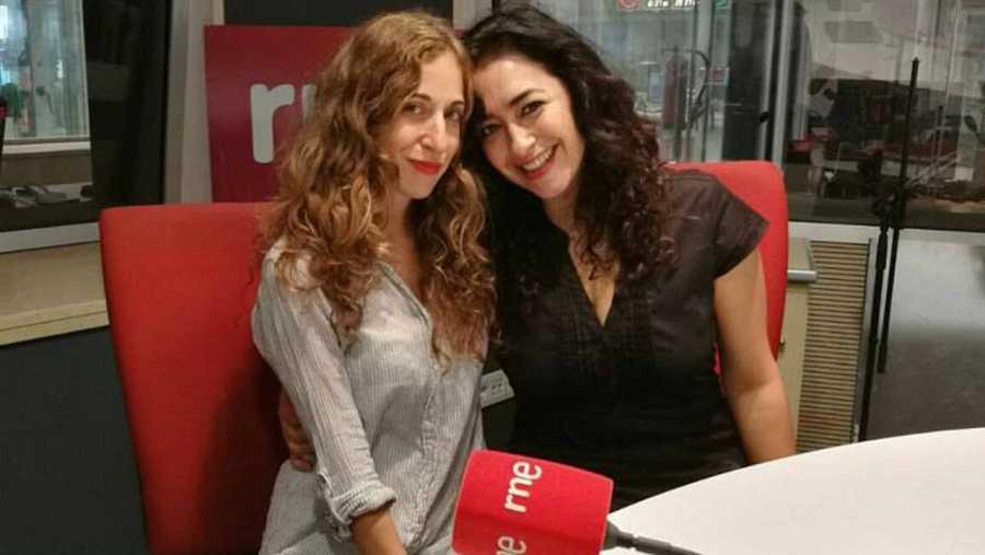 María Isasi y Marta Etura