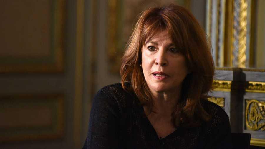 Cristina García Ramos presentó durante años 'Corazón Corazón'