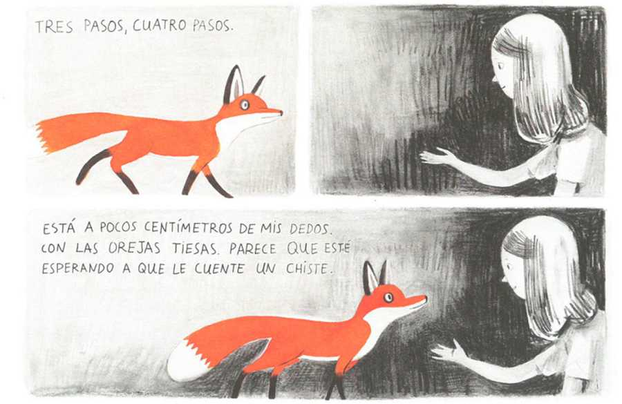 El encuentro con el zorro