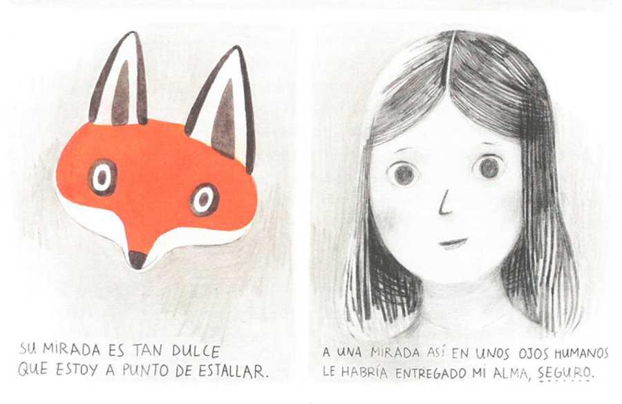 Viñetas de 'Jane, el zorro y yo'