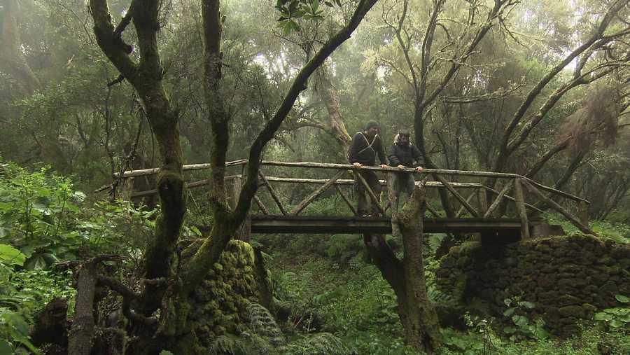 La ruta de La Llanía es la más popular de El Hierro