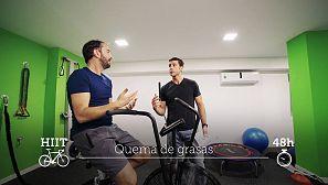 El ejercicio intenso puede tener ventajas respecto al moderado