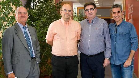 Últimos invitados: Javier Otamendi, Eduardo Gallego y Juan González, con Arturo Martín