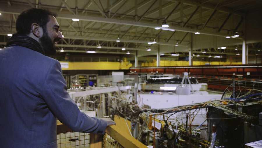 Pere Estupinyà desciende a las profundidades del CERN, en Suiza, para buscar los mejores cerebros de la física