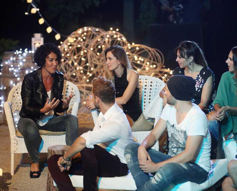 Nina les hará revivir imágenes del programa durante una noche de cine de verano