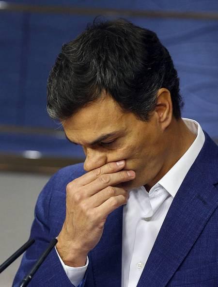 Pedro Sánchez ha renunciado a su acta de diputado