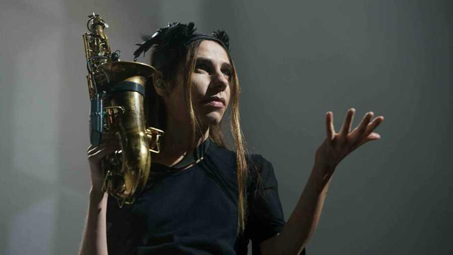 Paso a la diosa del BIME, PJ Harvey