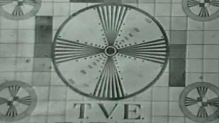 Carta de ajuste, señal de prueba de TVE