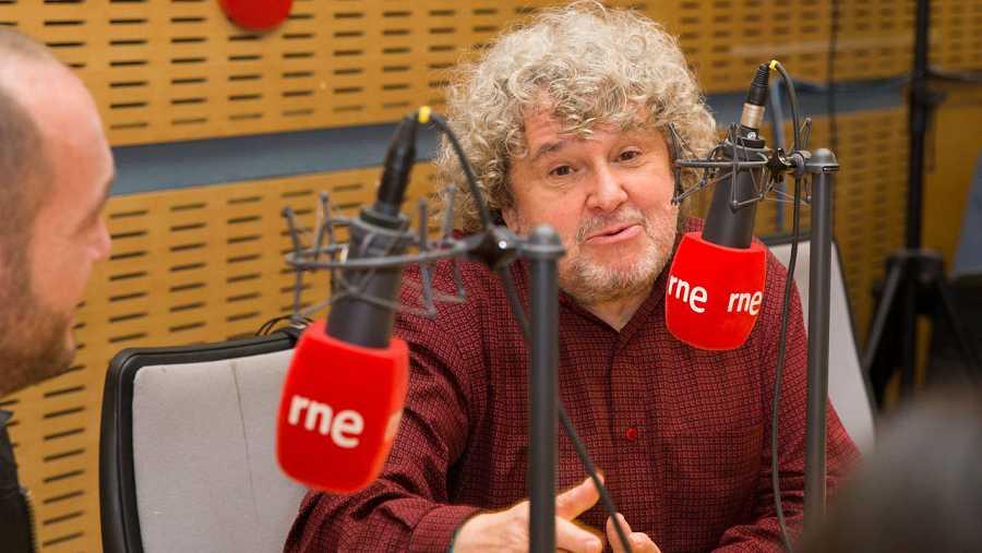 Julio Ruiz ('Disco grande', Radio 3) nos cuenta cómo fue la escucha de aquella primera maqueta