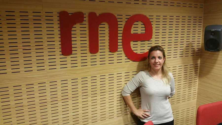 Mónica del Rosario, desde Rne Las Palmas