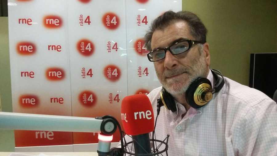 Manuel Matellán, en Rne Barcelona