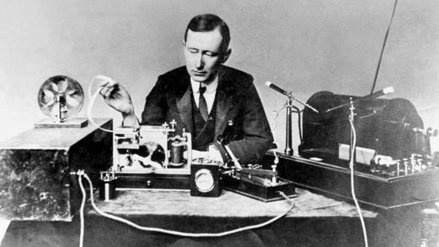Marconi, un 'falso' inventor