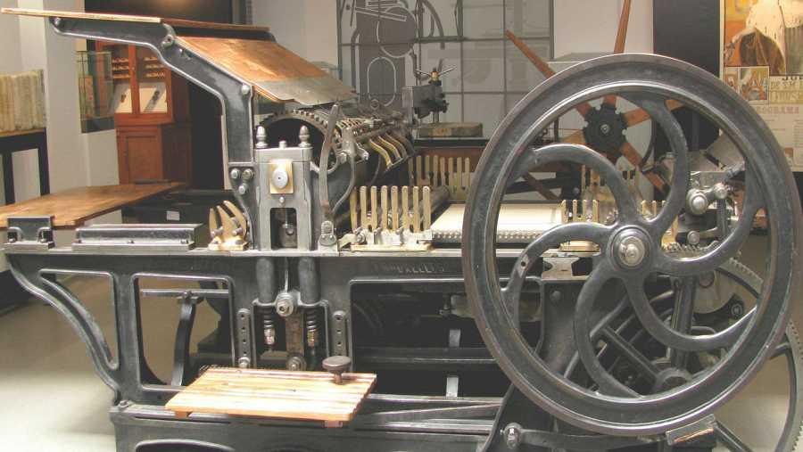La imprenta, uno de los inventos más importantes de la historia