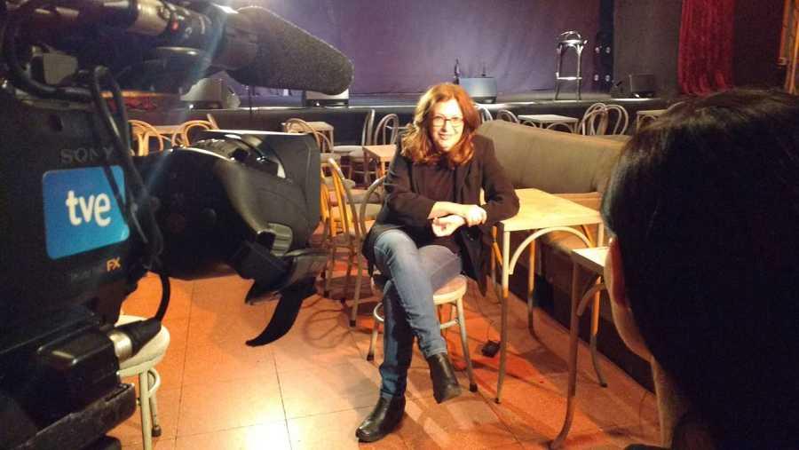 Entrevistamos a la cantante Rosa León