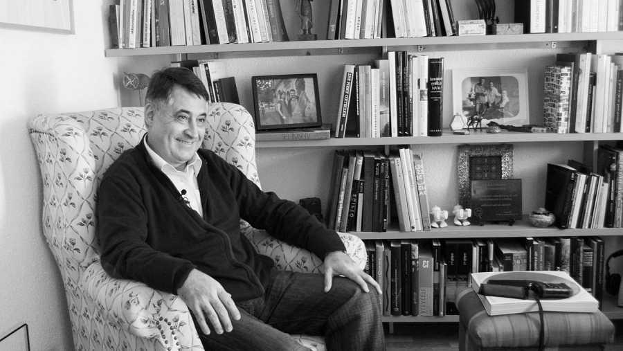 Gervasio Sánchez es uno de los fotoperiodistas más destacados del mundo