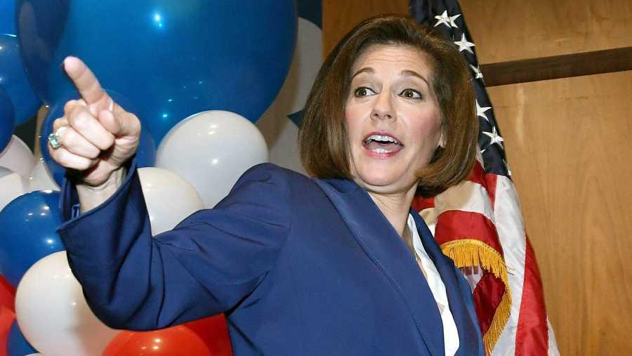 La senadora demócrata por Nevada Catherine Cortez Masto