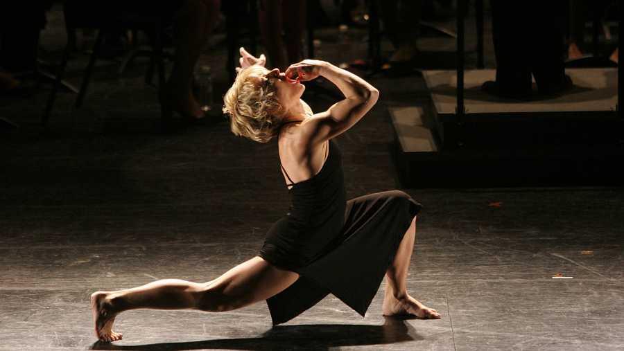La bailarina y coreógrafa Sol Pico