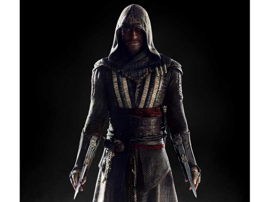 Imagen icónica de 'Assassin's Creed'