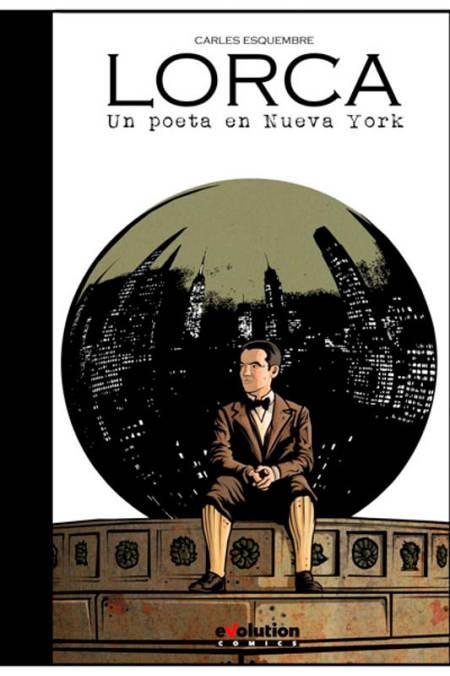 Portada de 'Lorca. Un poeta en Nueva York'