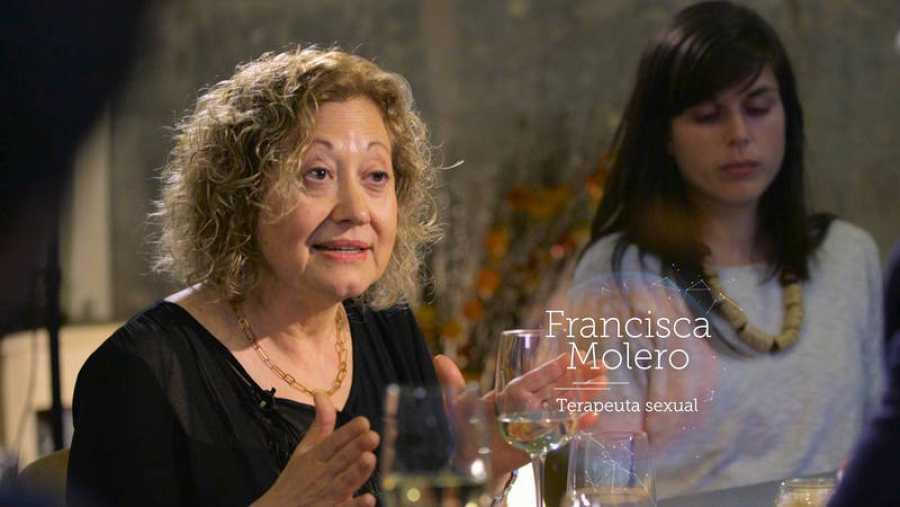 Francisca Molero, terapeuta sexual