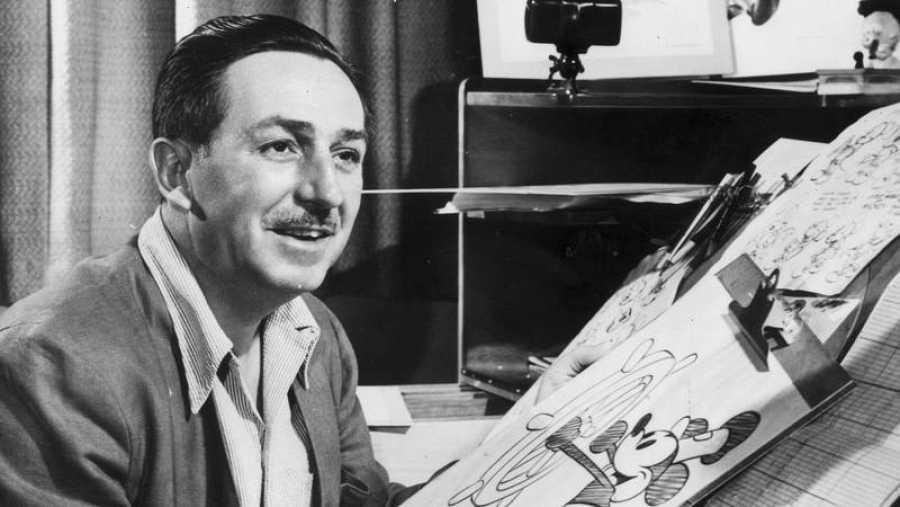 Walt Disney falleció en 1966