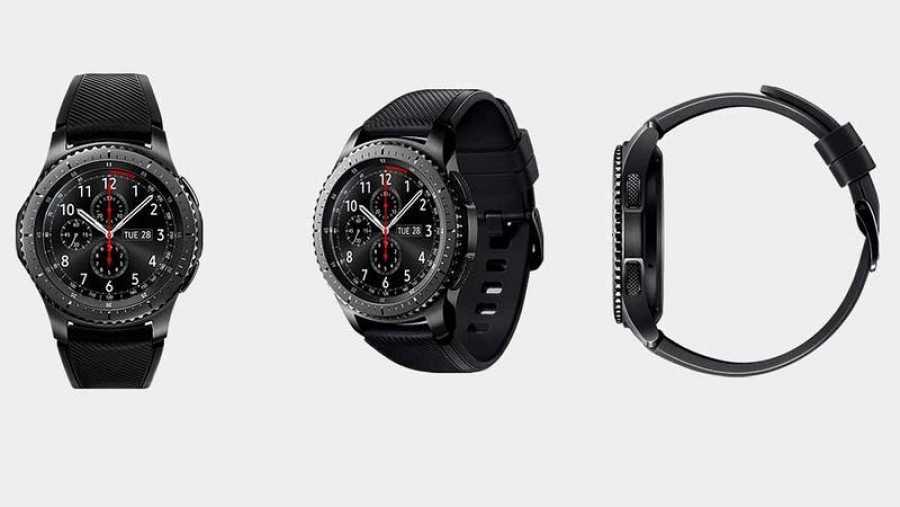 966a76a78 Gear S3, el nuevo 'smartwatch' de Samsung, llega con la estética de ...