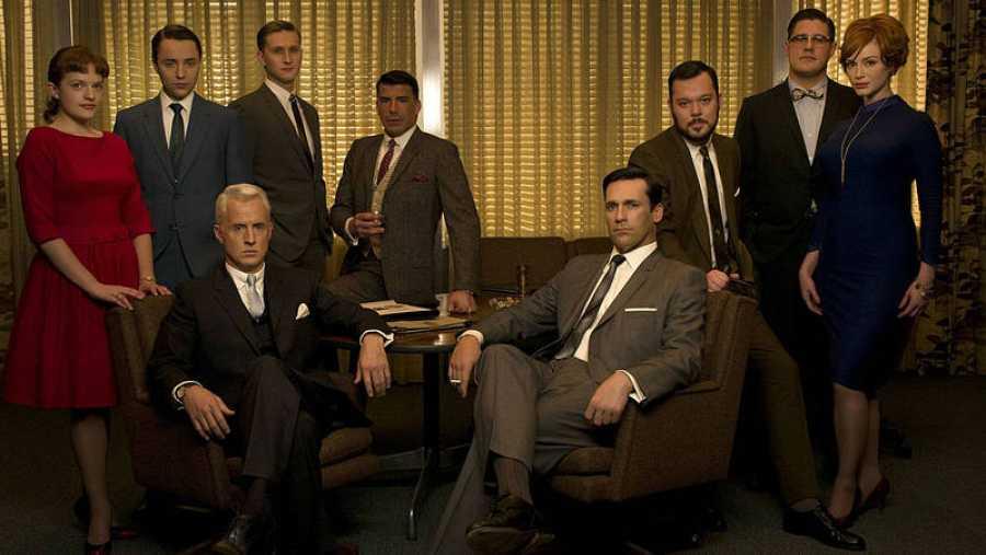 Los publicistas de 'Mad Men'