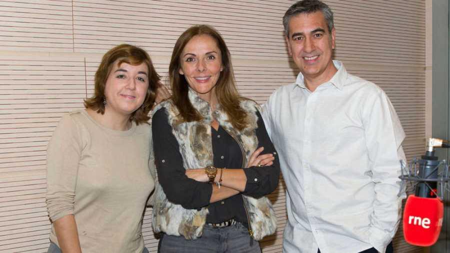 Concepción Cascajosa y Mercedes Cepeda nos hablan de series internacionales