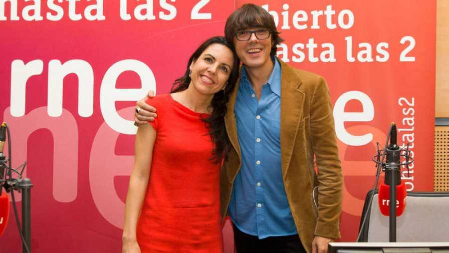 Paloma Arranz y Guillermo Rayo