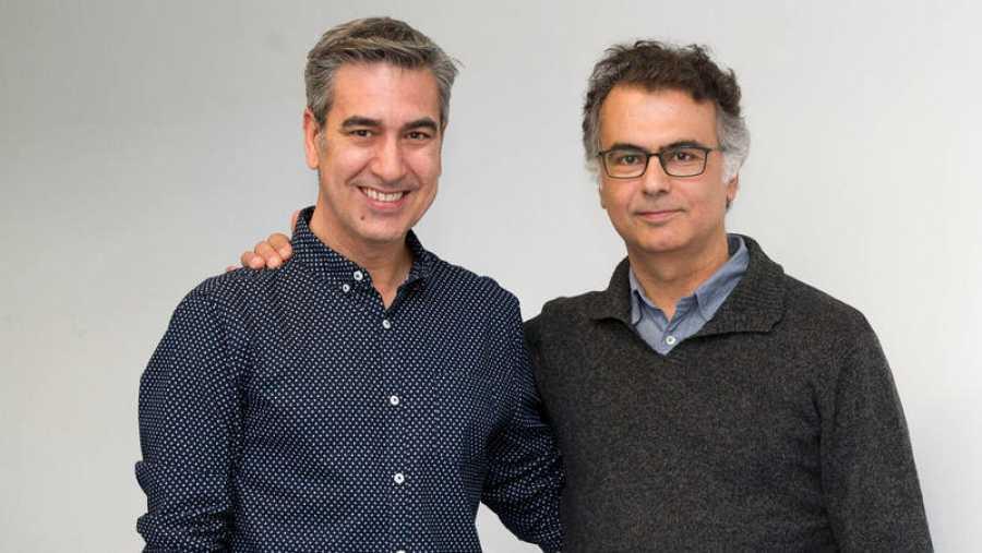 Arturo Martín, con Miguel Sobrino en Rne Madrid